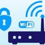 запаролить wifi роутер
