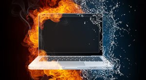 Что делать если греется ноутбук