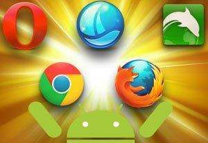 Самый хороший браузер для андроид