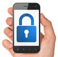 Ставим пароль на флешку в телефоне