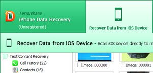 скачать Data recovery Tenorshare