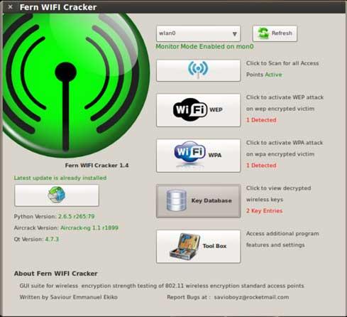 загрузить WiFi Crack