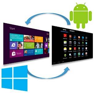 Переносим контакты с Windows Phone на Андроид