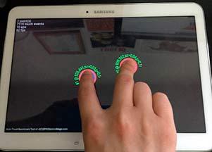 Что может исправить калибровка экрана