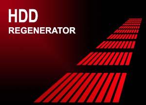 HDD Regenerator для проверки жесткого диска