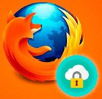 VPN для FireFox Mozilla