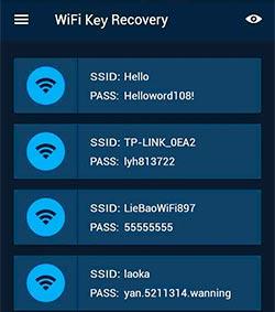 Как узнать пароль от уже подключенного wi-fi на андроиде?
