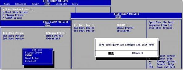 Как установить Windows 7 с диска?