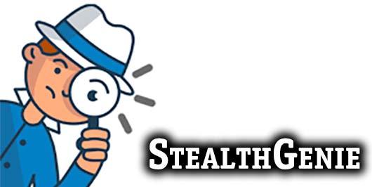 StealthGenie для слежки за айфоном