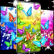 Пархающие бабочки