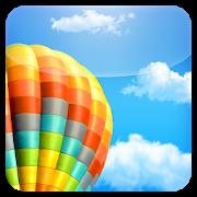 Парящие воздушные шары