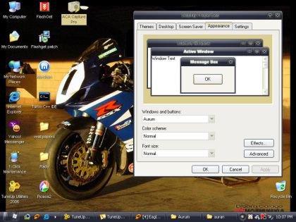 Скачать стилевое оформление windows XP