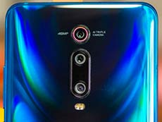 неудачное расположение фонарика Xiaomi 9t pro