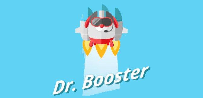 Dr. Booster для ускорения мобильных игр